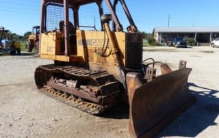 1984 Case 850C Bulldozer