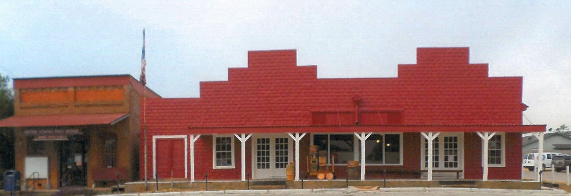 Restored Historic Buildings